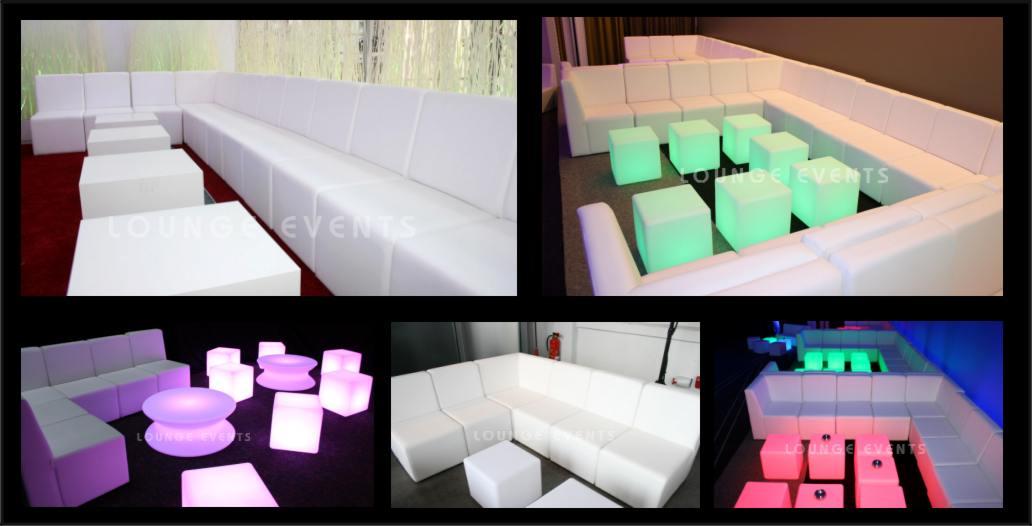 Lounge Events Mietmöbel Loungemöbel Mieten Led Möbel Verleih